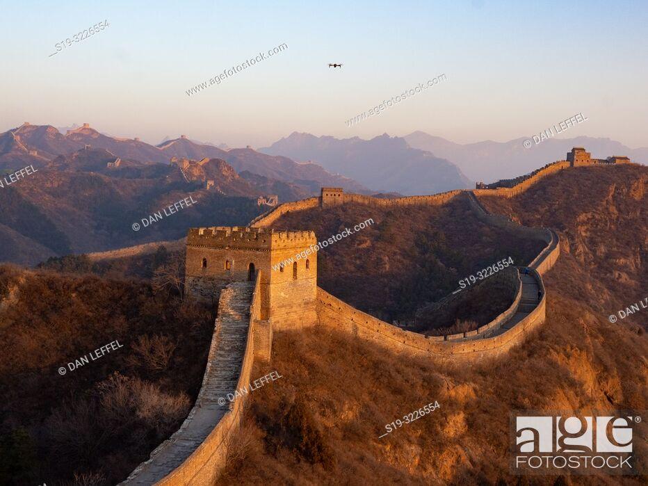 Imagen: China Great Wall Jinshanling.