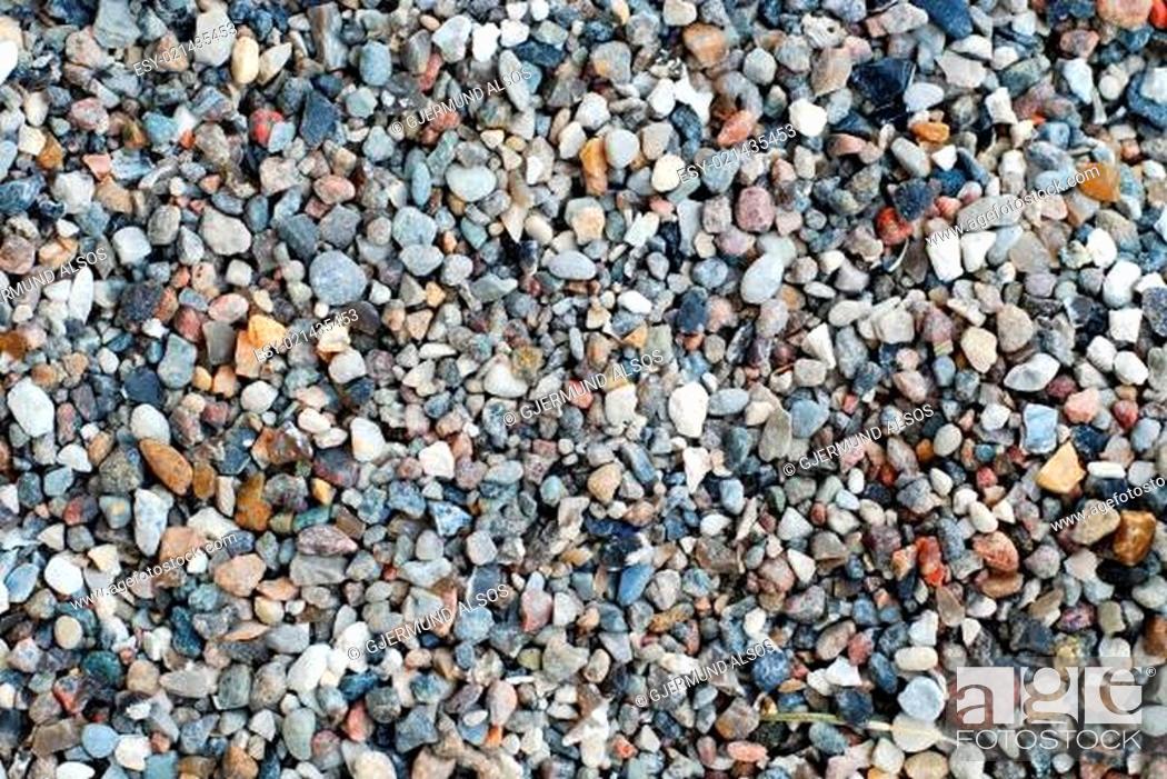 Stock Photo: coarse sand.