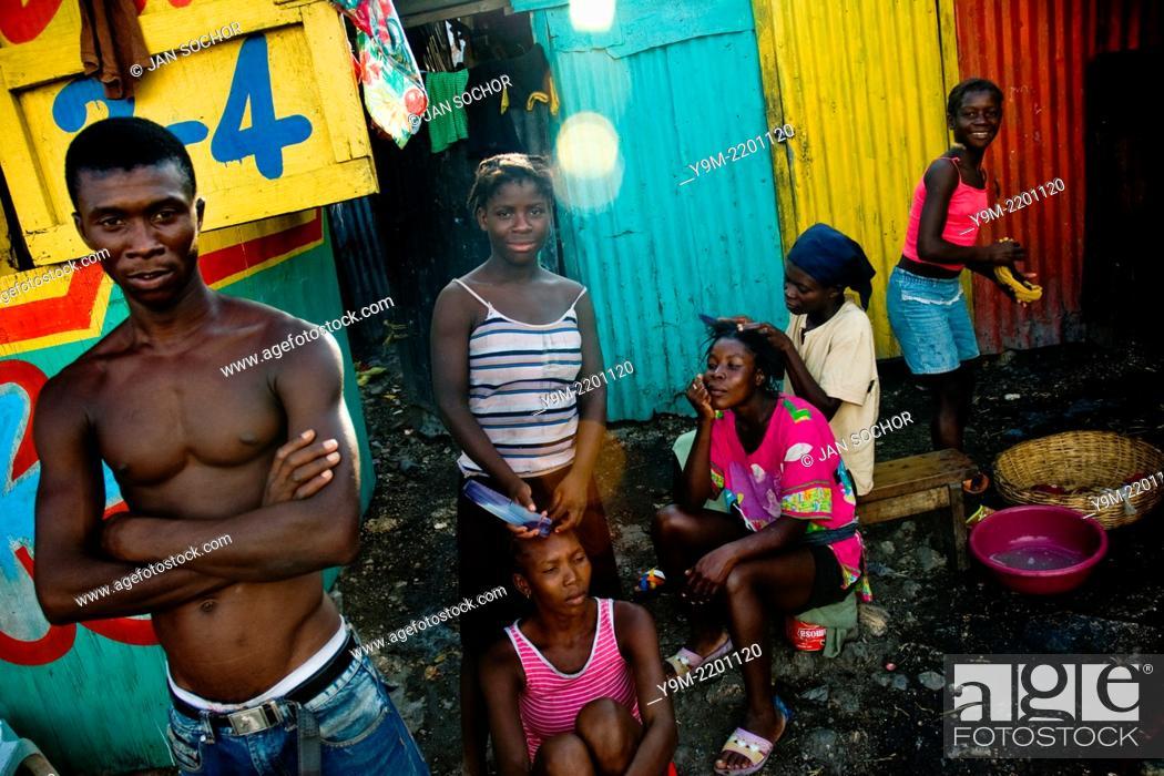 Port au prince girls