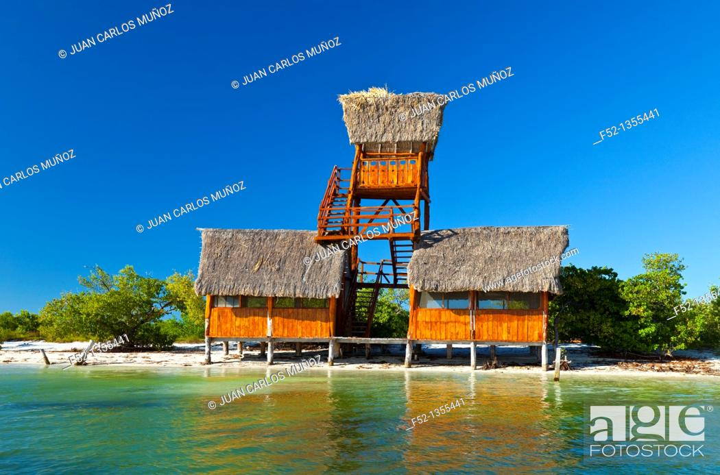 Stock Photo: Passion Island, Holbox Island, Quintana State Roo, Yucatan Peninsula, Mexico.