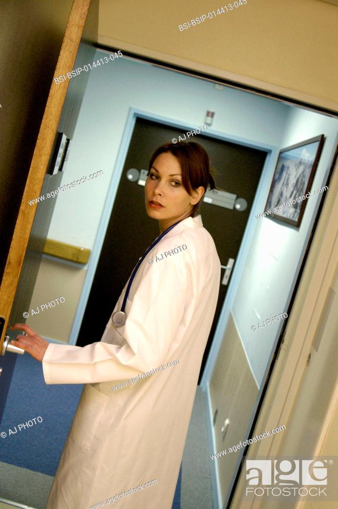 Stock Photo: Doctor.