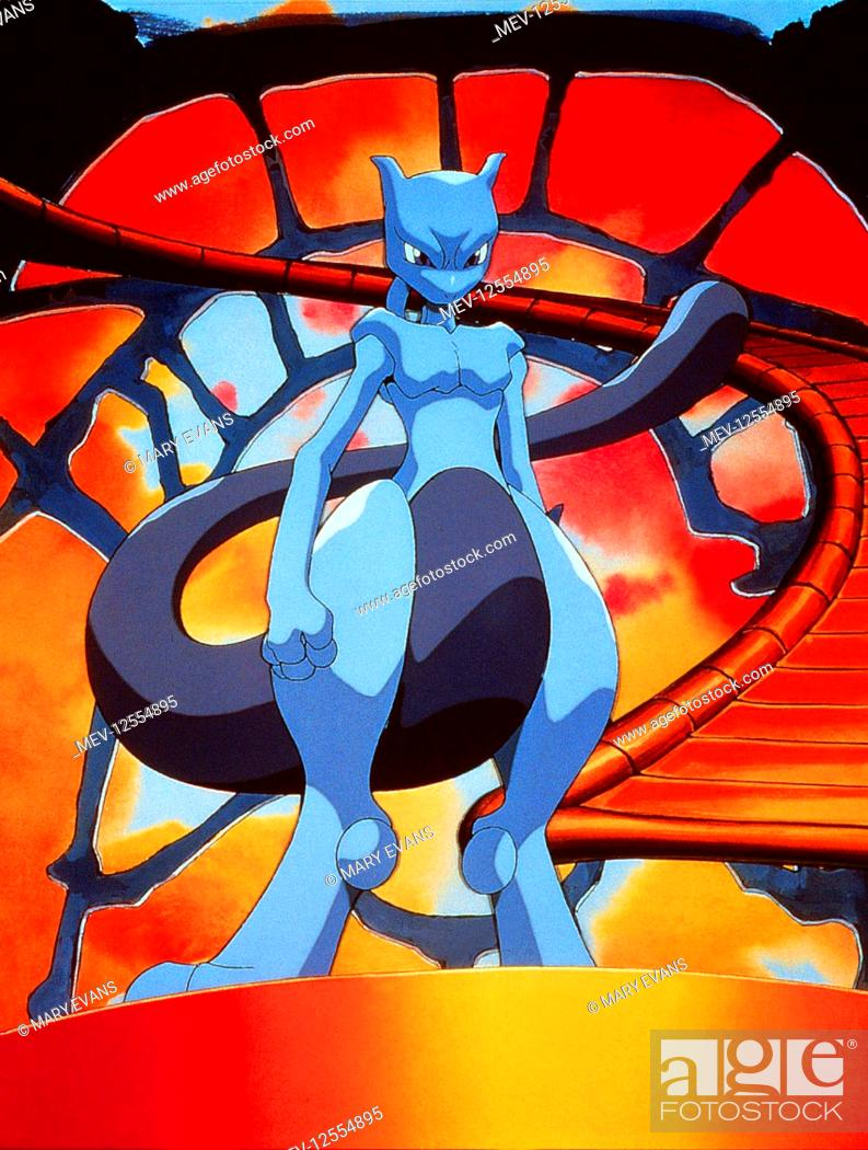 Mewtwo Characters Mewtwo Film Pokemon The First Movie Mewtwo