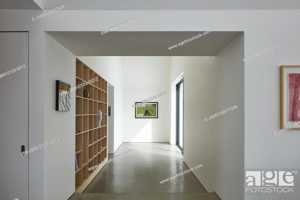 Imagen: Hallway. La Maison Hatley, Hatley, Canada. Architect: Pelletier De Fontenay, 2018.