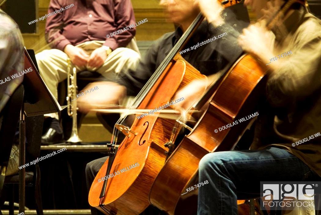 Stock Photo: Musicians.