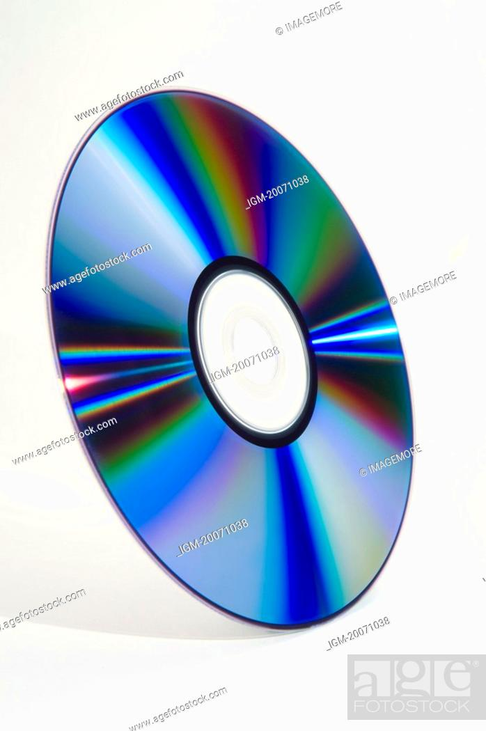 Stock Photo: A Disc plate.