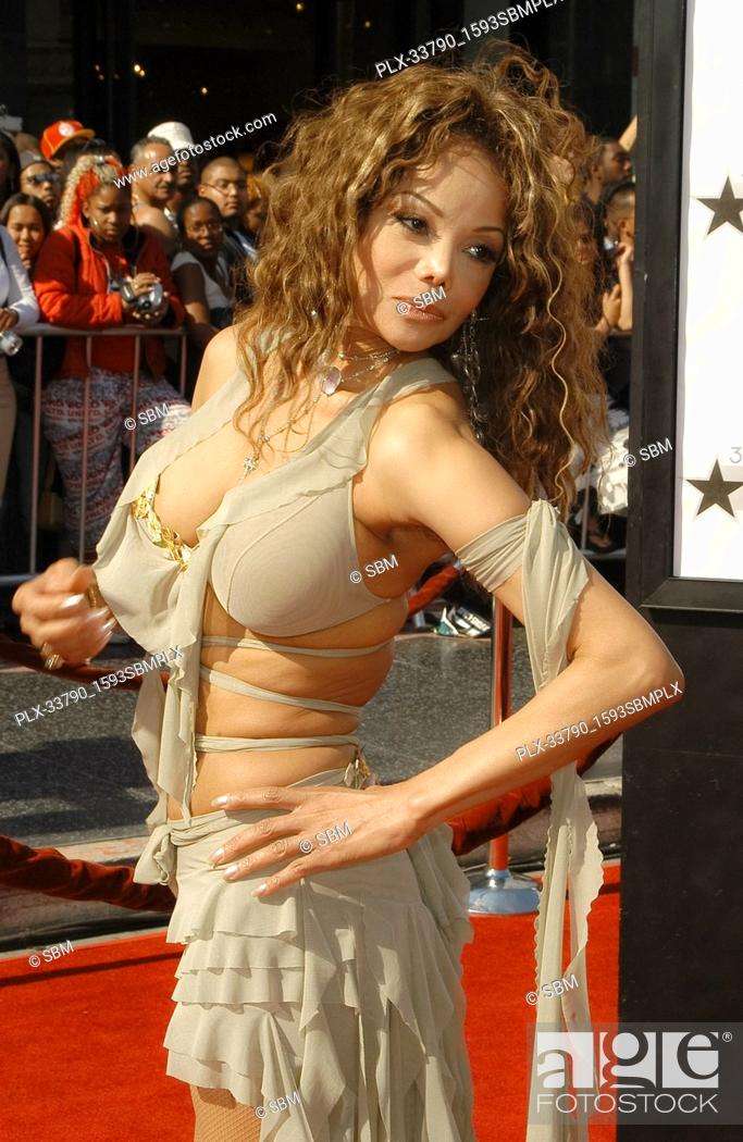 Stock Photo: Latoya Jackson at the 3rd Annual BET Awards, held at The Kodak Theatre in Hollywood, CA. The event took place on Tuesday, June 24, 2003.