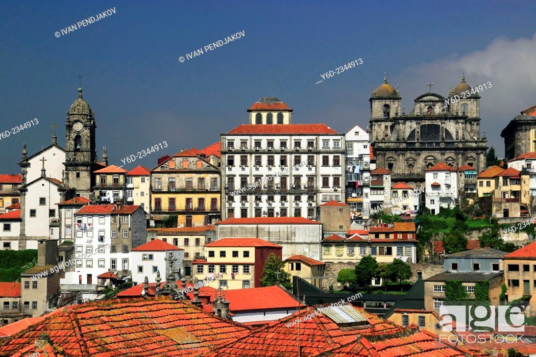 Stock Photo: Porto; Portugal.