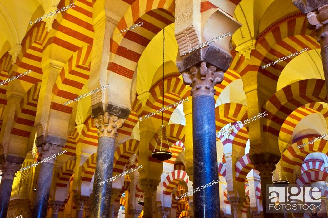 Stock Photo: Mosque Cathedral of Cordoba. Andalusia, Spain.