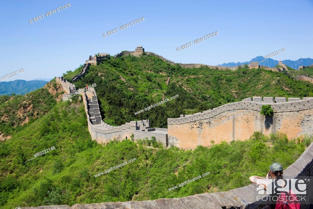 Imagen: Great Wall of China.