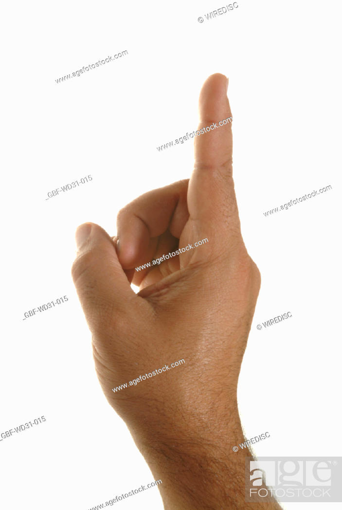 Stock Photo: Body parts hands.