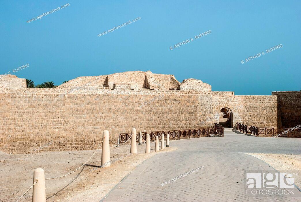 Qal at al-Bahrain (Bahrain Fort, Portuguese Fort)  Bahrain
