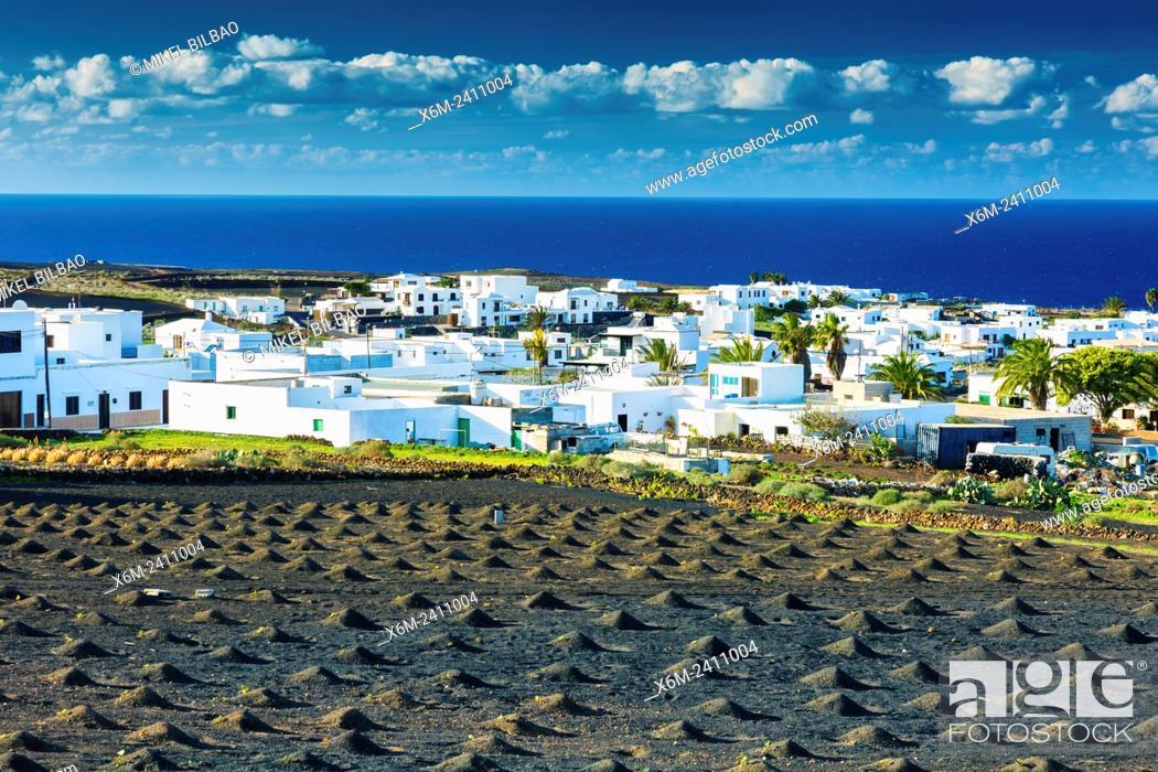 Stock Photo: Tinajo. Lanzarote, canary islands, Spain, Europe.