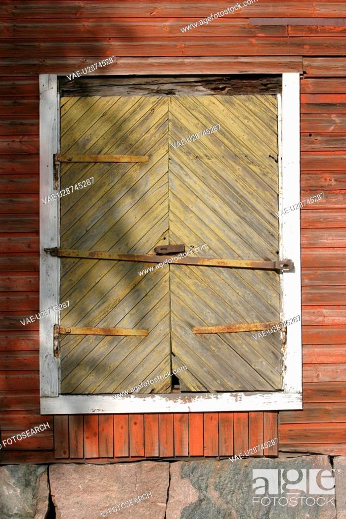 Stock Photo: surface, appearance structural, structure, architecture, door, entrance.