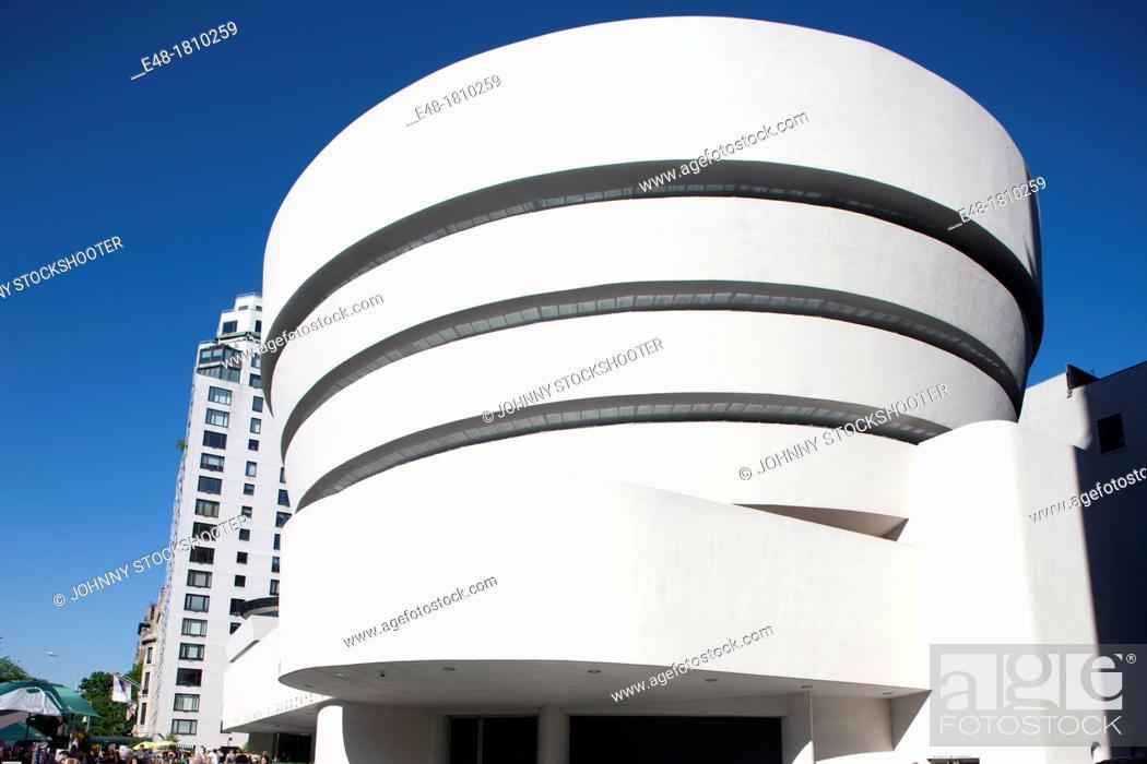 Guggenheim Museum Of Modern Art New York