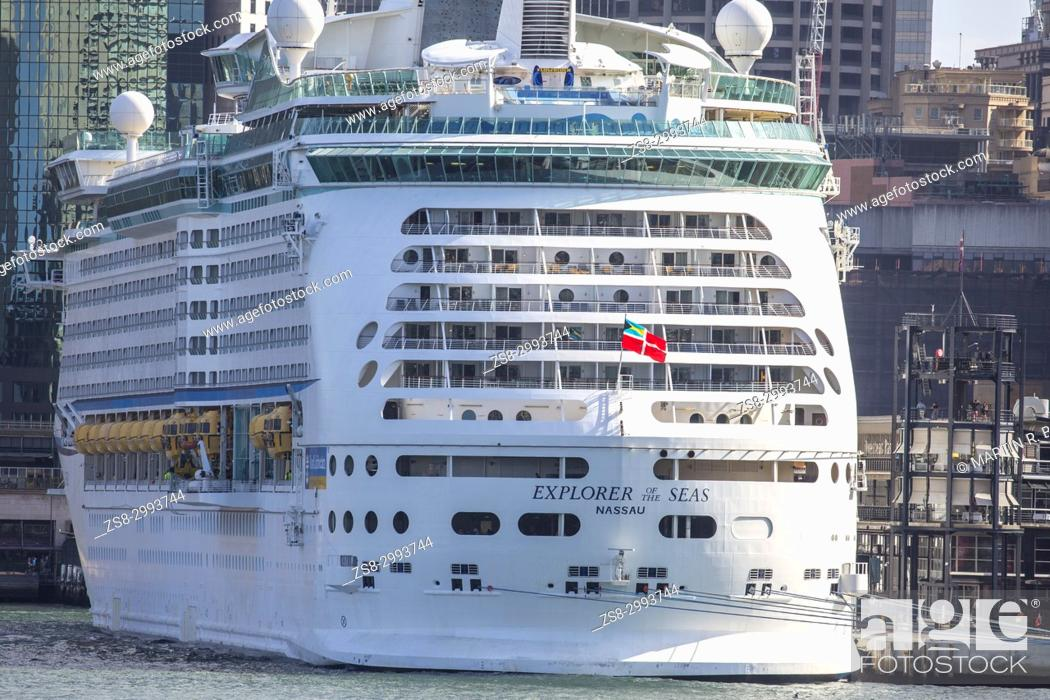 Royal Caribbean MS Explorer of the Seas Cruise Ship in