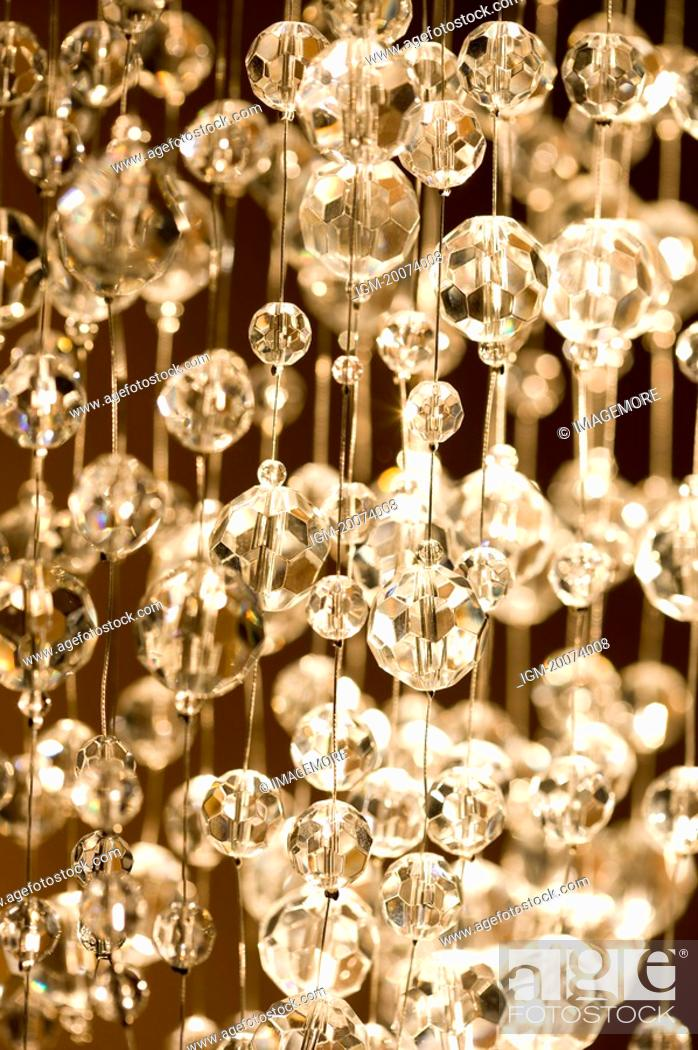 Stock Photo: Crystal decoration.