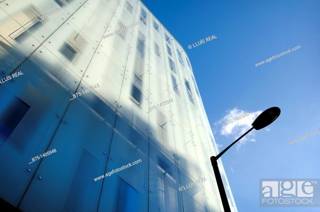 Stock Photo: Building.