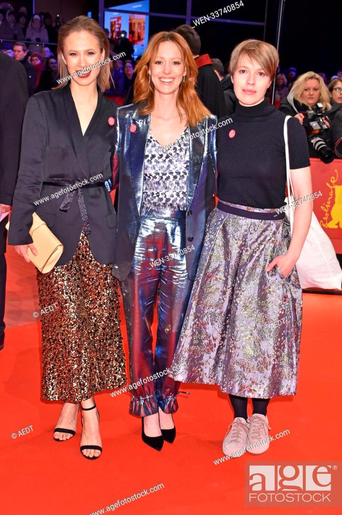 Imagen: Grand Opening 68th International Film Festival Berlinale with the premiere of 'Isle of Dogs -- Ataris Reise' at Berlinale-Palast on Potsdamer Platz Featuring:.