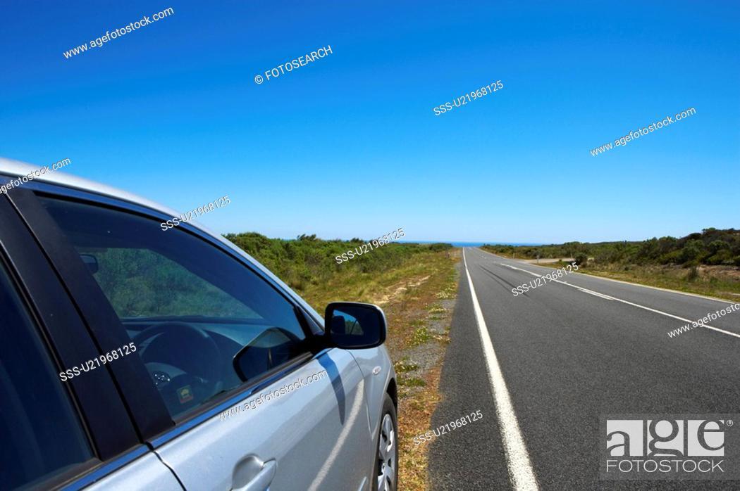 Stock Photo: Great Ocean Road, Australia.
