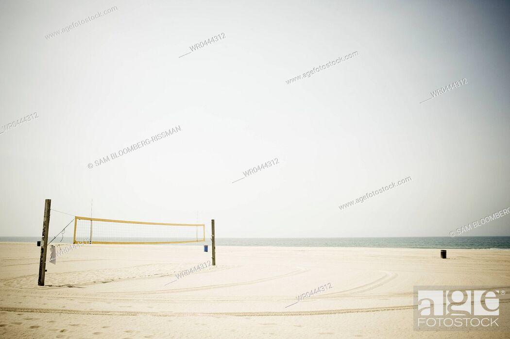 Imagen: Beach Volleyball.
