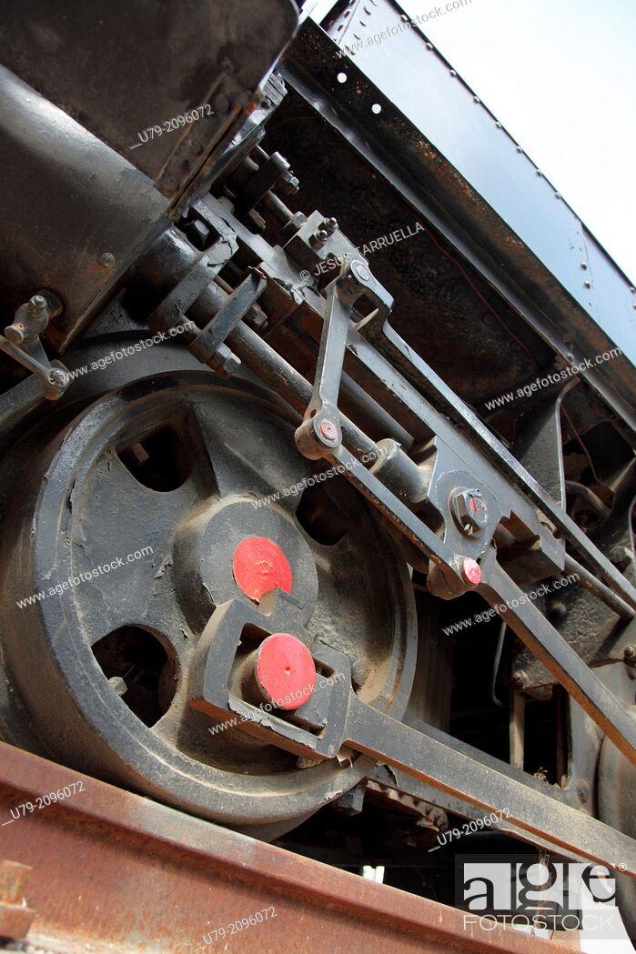 Stock Photo: Railway Station. Catalonia, Spain.