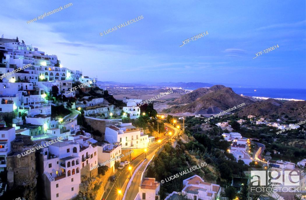 Imagen: Mojacar, Almeria province, Andalucia, Spain.