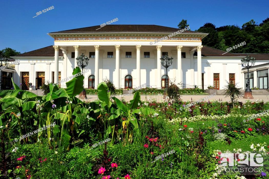 Spa Hotel In Baden Baden Schwarzwald Or Black Forest Baden