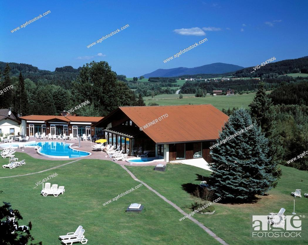 D Bodenmais Naturpark Bayerischer Wald Niederbayern Hotel