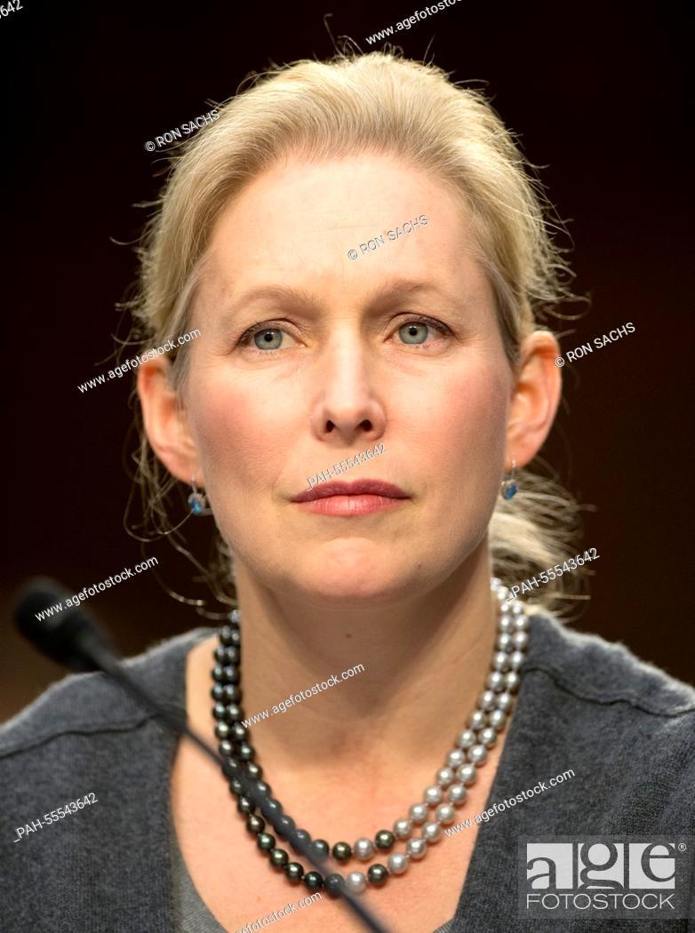 United States Senator Kirsten Gillibrand (Democrat of New