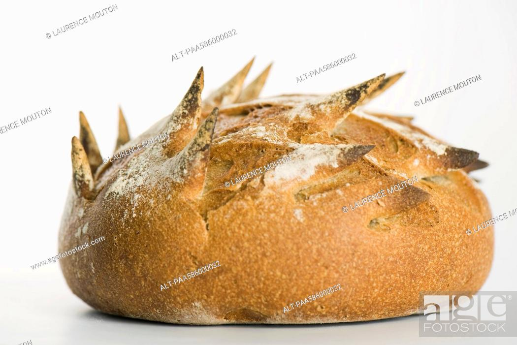 Imagen: Crusty bread.