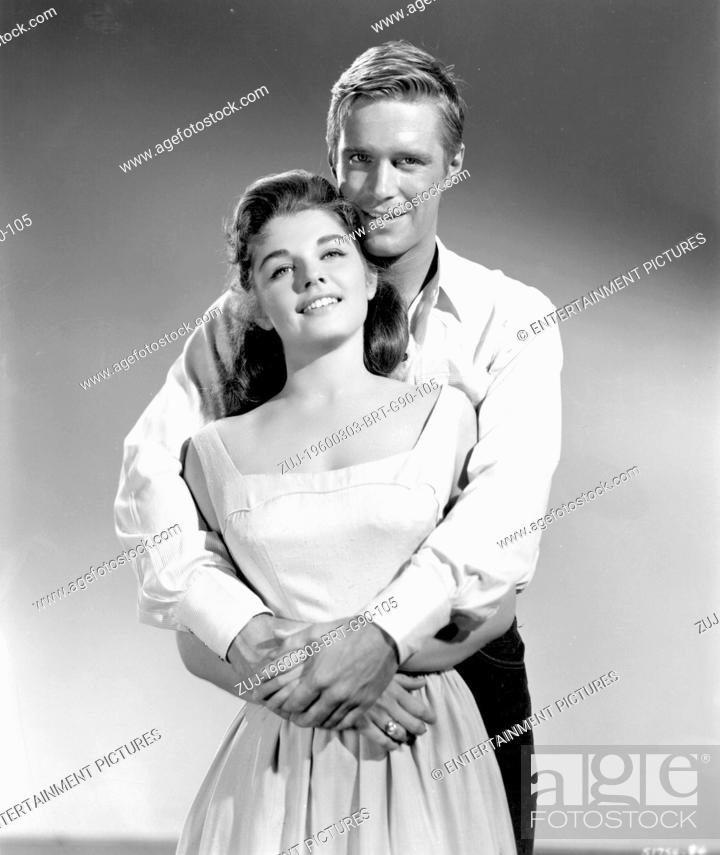 Stock Photo: RELEASE DATE: March 3, 1960. MOVIE TITLE: Home from the Hill. STUDIO: Metro-Goldwyn-Mayer (MGM). PLOT: Captain Wade Hunnicutt is the wealthiest and most.