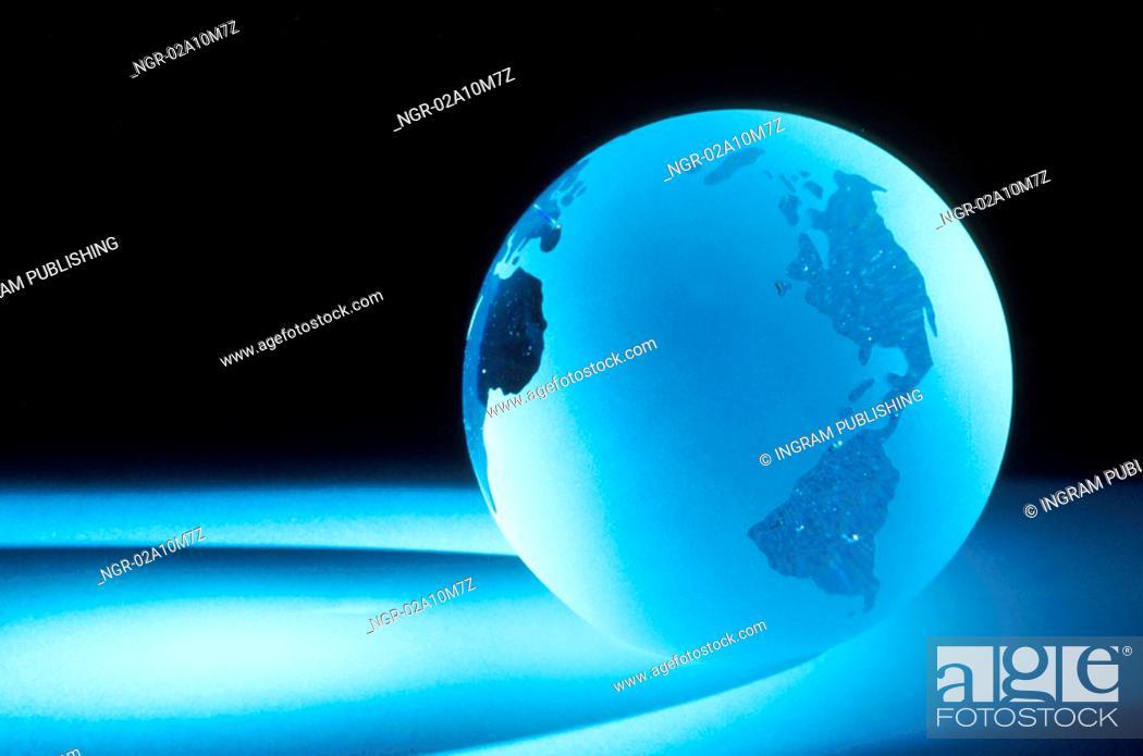 Stock Photo: The World.