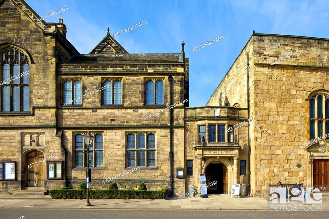University College Durham Castle Durham University And Palace
