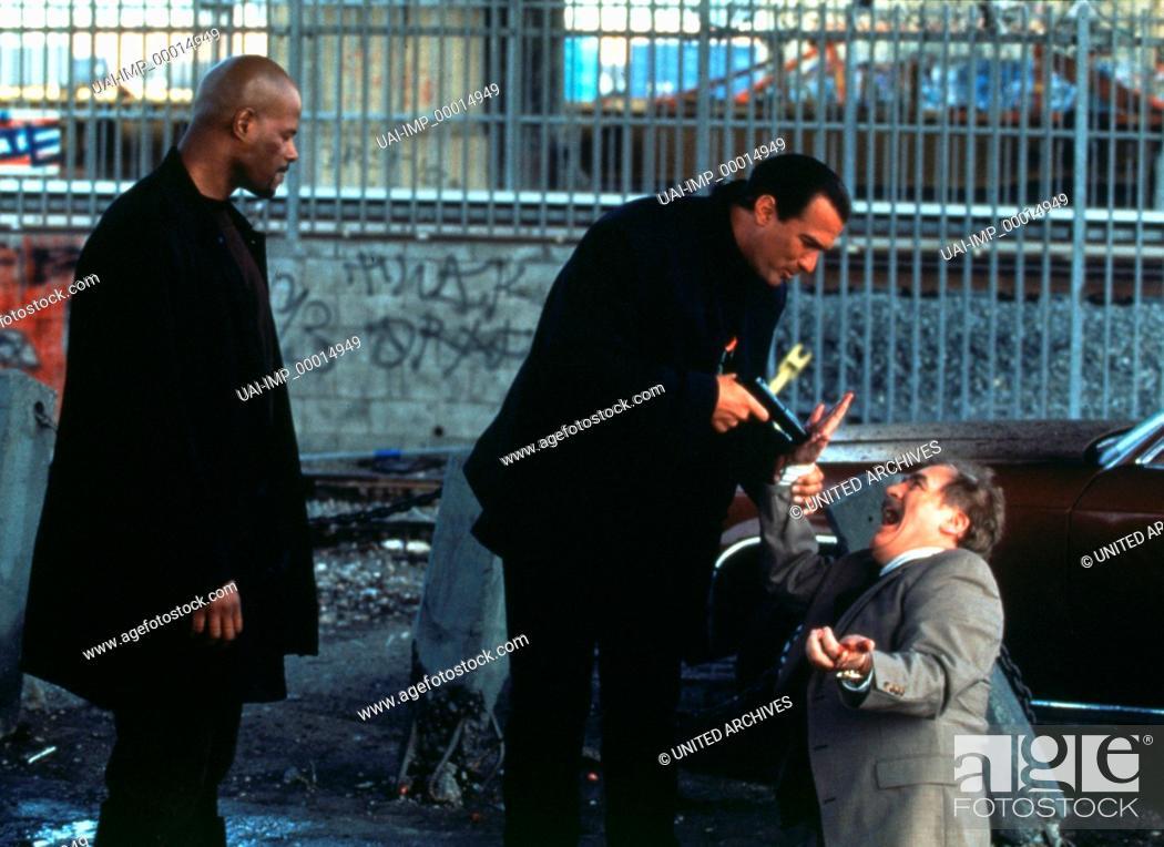 Glimmer Man The Glimmer Man Usa 1996 Regie John Gray