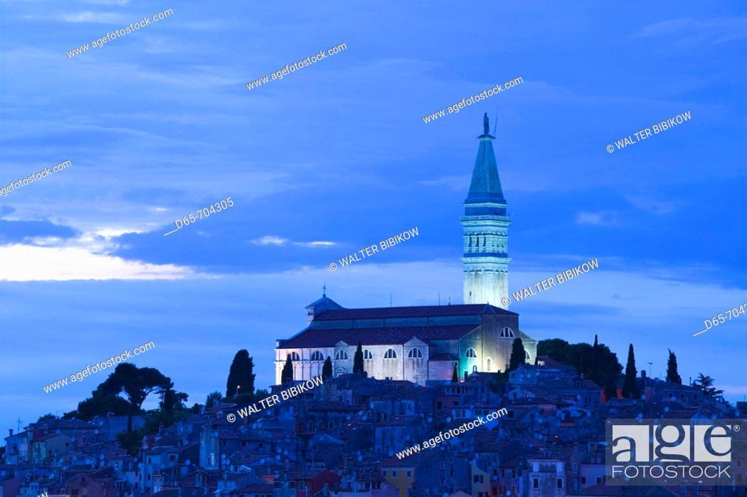 Stock Photo: Croatia. Istria. Rovinj.