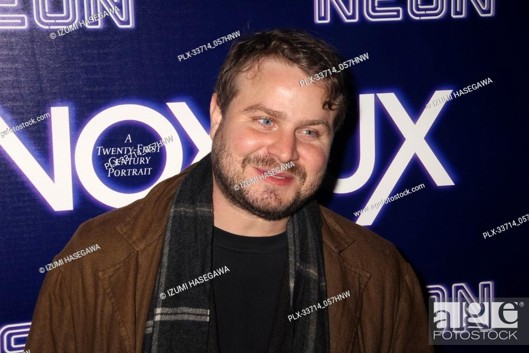 """Imagen: Brady Corbet 12/05/2018 The Los Angeles Premiere of """"""""Vox Lux"""""""" held at the Arclight Hollywood in Los Angeles, CA Photo by Izumi Hasegawa / HNW / PictureLux."""