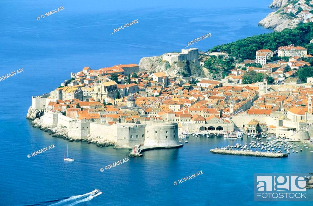 Stock Photo: Croatia - Dubrovnik.
