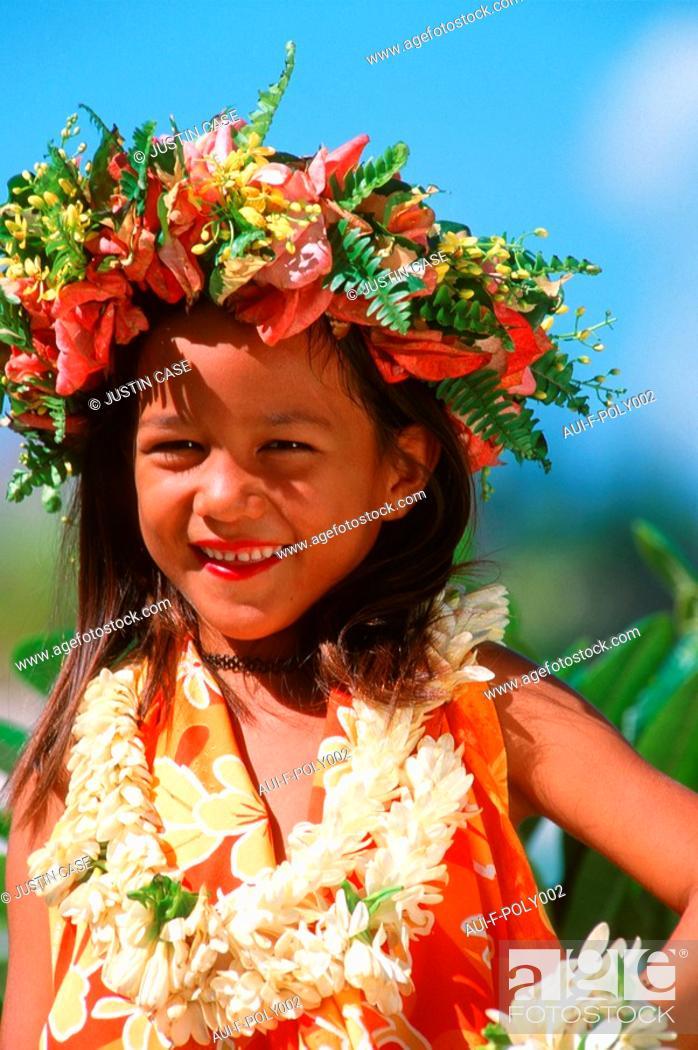Stock Photo: Polynésie - Bora-Bora.