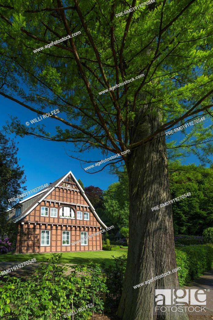 Clergy House In Cappeln Oldenburg Cloppenburg District Lower