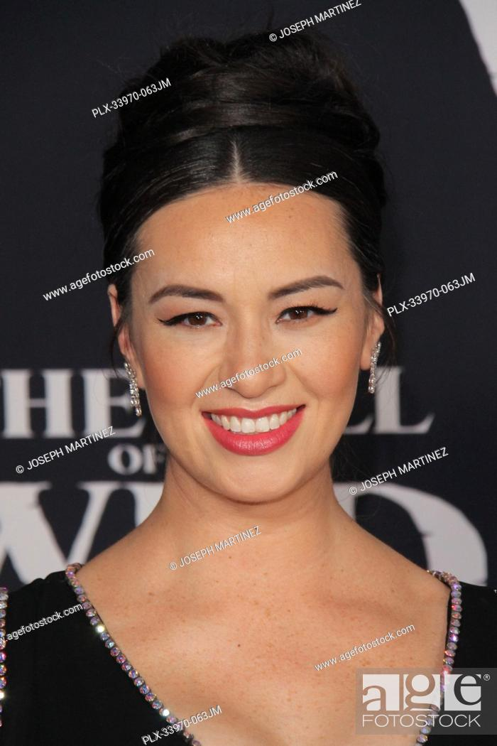 "Stock Photo: Cara Gee at """"The Call Of The Wild"""" World Premiere held at El Capitan Theatre in Los Angeles, CA, February 13, 2020. Photo Credit: Joseph Martinez / PictureLux."