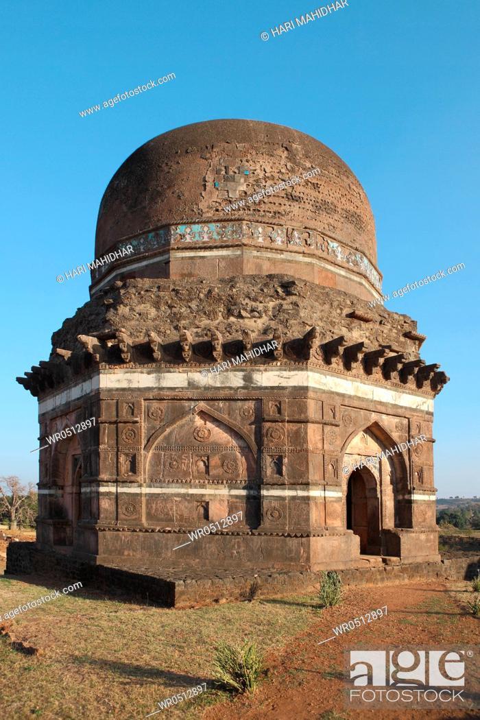 Stock Photo: Palace , Mandu , Dhar , Madhya Pradesh , India.