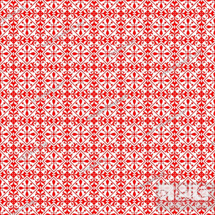 Stock Photo: Seamless floral pattern.
