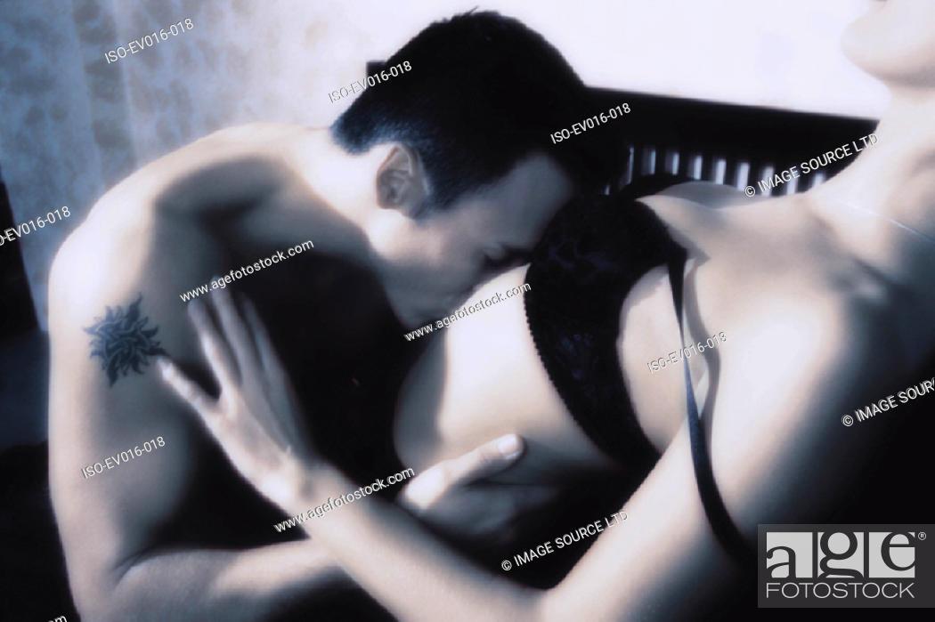Stock Photo: Lovers.