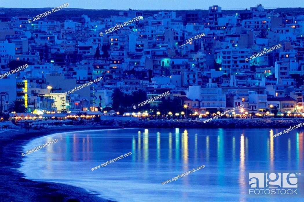 Stock Photo: Sitia, Crete, Greece.