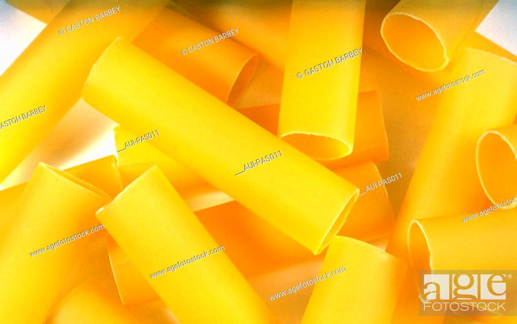 Stock Photo: Pasta - Cannelloni.