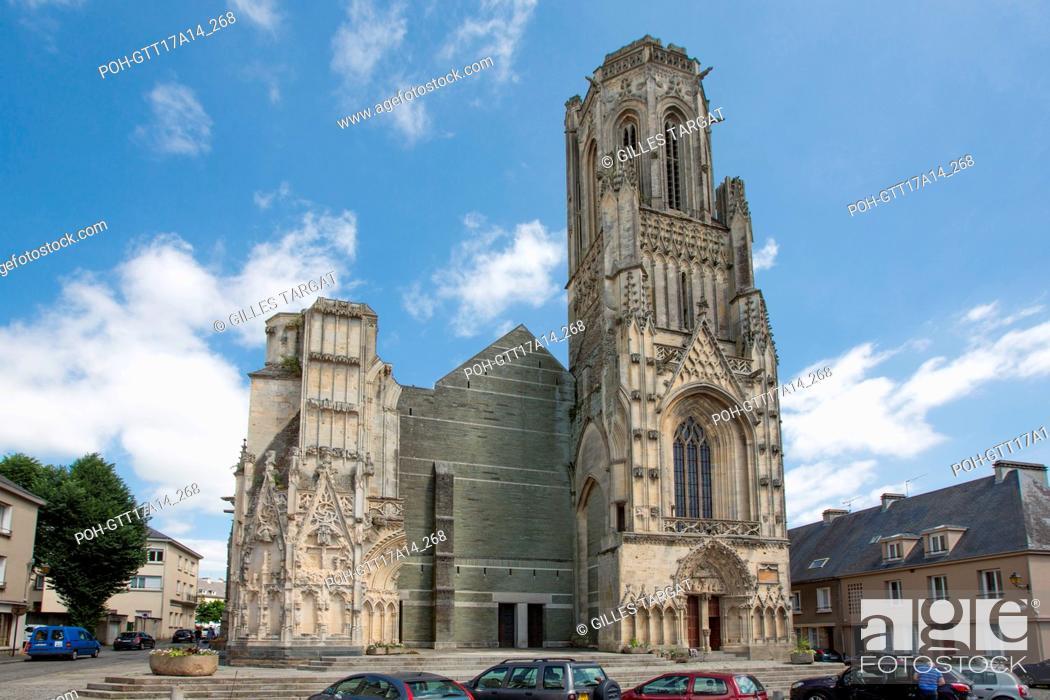 saint lo region basse normandie
