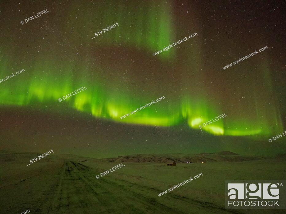 Imagen: Iceland Northern Lights.