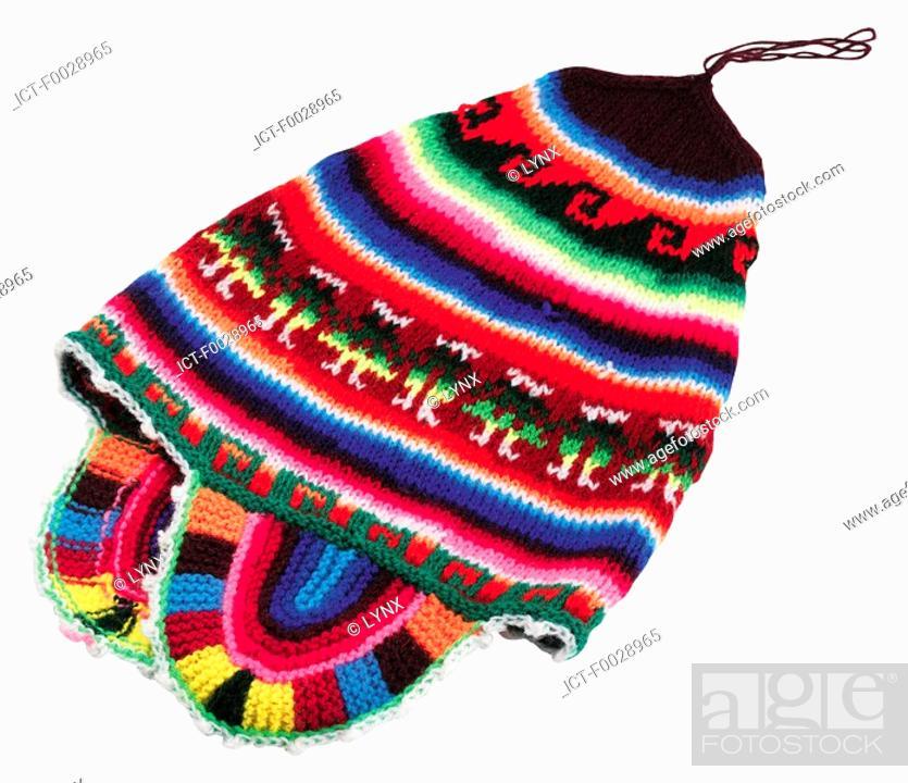Stock Photo: World symbols: Bonnet Peru.