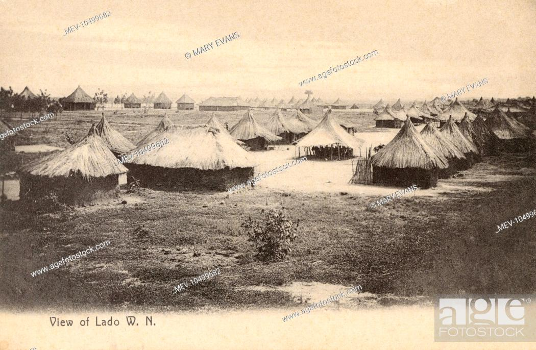 Sudan - Lado - Capital of the Lado Enclave, Stock Photo, Picture ...