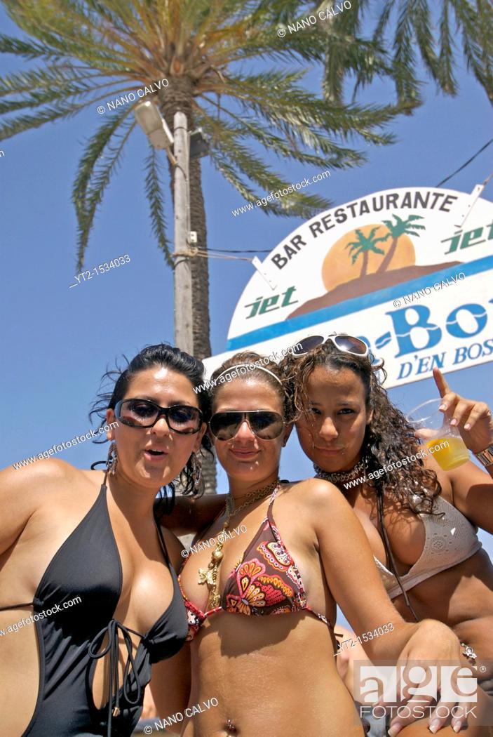 Ibiza girls